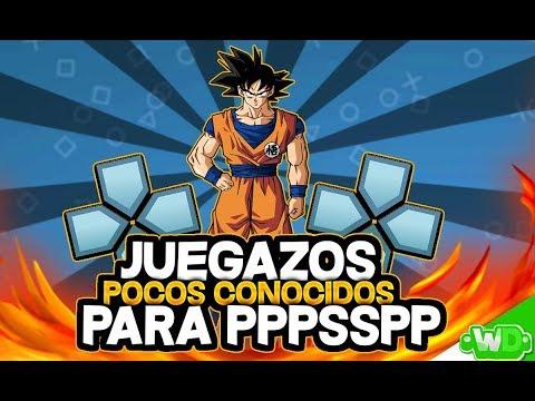 TOP| Buenos Juegos Pocos Conocidos Para PPSSPP| +Links| 2019