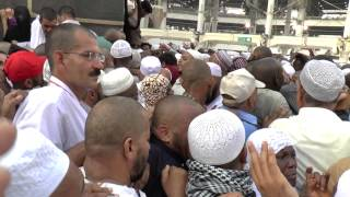 Makkah - Getting Close to the Ka'bah