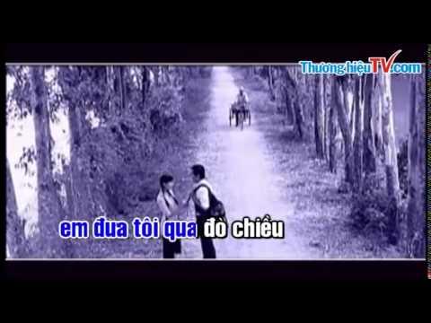 Karaoke  Gọi đò  goi do   Dương Ngọc Thái