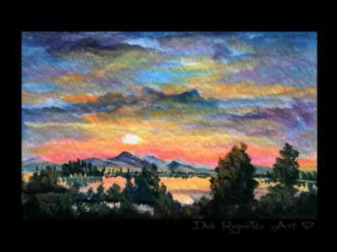 Deb Reynolds Art NEW ACEO's