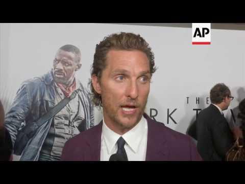 Matthew McConaughey reacts to the  that Sam Shepard passed away