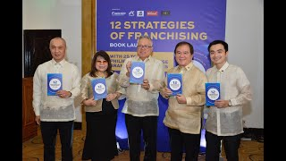 12 Strategies of Franchising Book Launch
