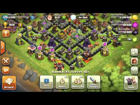 Clash of Clans Tips and tricks how to hide elixir