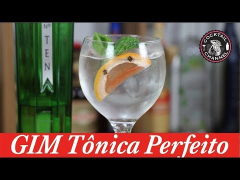 Receita Gin Tônica 3