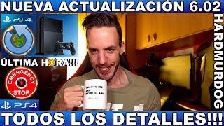 ¡¡¡CAGADA 6.02!!! - Hardmurdog - Noticias - Sony - Ps4 - 2018 - Español