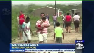 Al menos 100 casas afectadas por vendaval en municipio Sabanalarga, Atlántico - 18 de abril de 2013