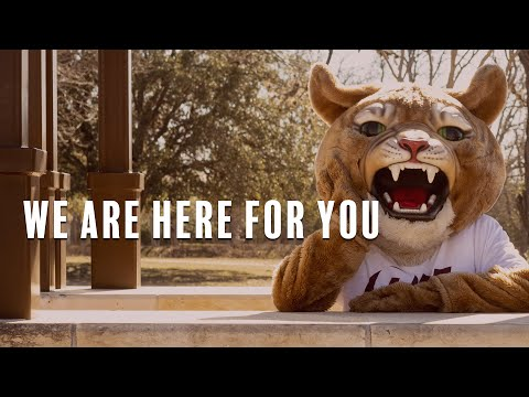"""Schreiner University """"We Are Here For You"""""""