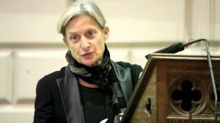 #TCDHist Professor Judith Butler