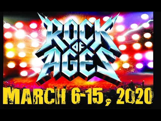 Rock of Ages...