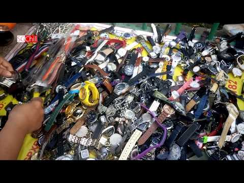 Chợ Lớn Tả Pín Lù - Đồng Hồ Thập Cẩm Loại Gì Cũng Có