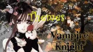 Vampire knight themes part 1