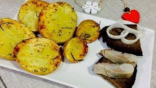 Я гарантирую вам что это блюдо вам понравится.Самая вкусная запечённая картошка в духовке. Рецепты.