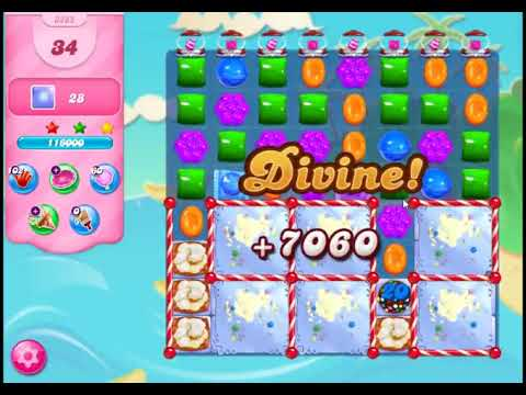 Candy Crush Saga Level 3282 - NO BOOSTERS