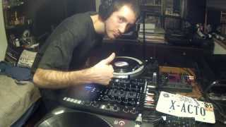 DJ X-ACTO PORTUGAL - IDA WORLD SCRATCH BATTLE 2013