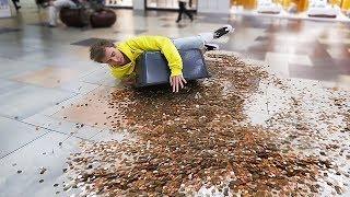 Упал С 10,000 Монет !
