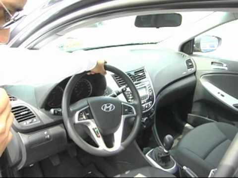 Nuevo Hyundai Accent 2011