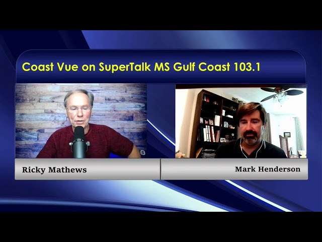 Coast Vue with Ricky Mathews talks to Mark Henderson, from Lazy Magnolia Brewery.