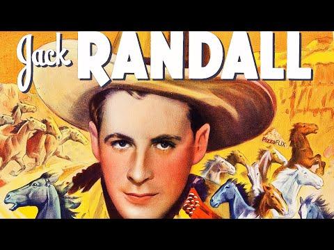 Across the Plains (1939) JACK RANDALL