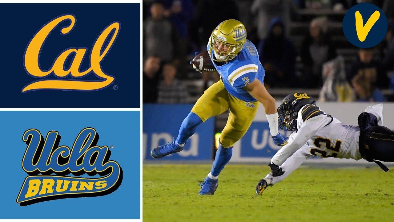 Cal vs UCLA Highlights | Week 14 | College Football 2019