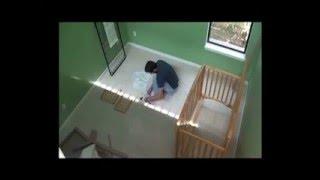 Baby Johnston's Crib Assembly