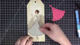 Paper Doll Layout | January 2015