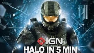 Halo in 5 Minutes (Sort of)
