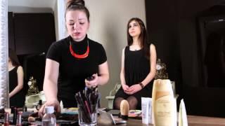 видео Дымчатый макияж глаз: пошаговая техника выполнения