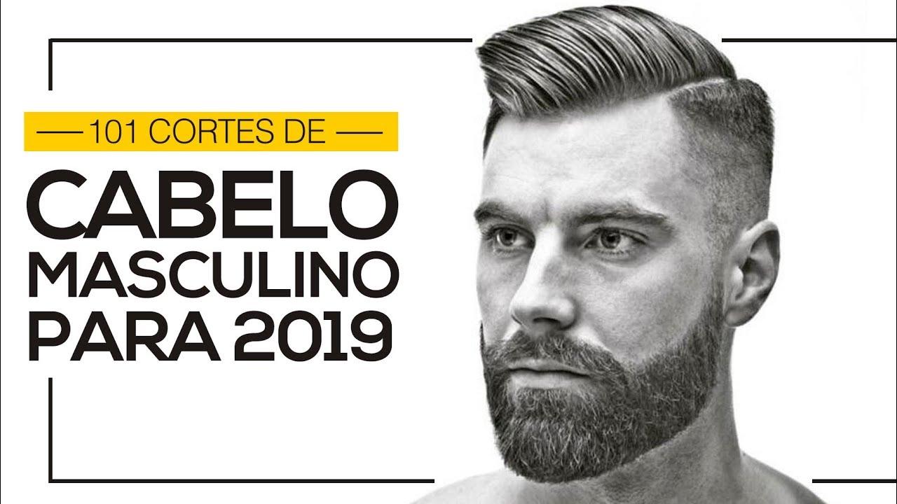 Cortes De Cabelo Masculino Para 2019 Dicas E Tendências