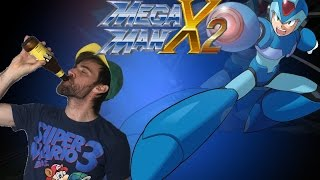 Mega Man X2 Longplay (SNES) - 100% Run! (basically) - ONE-HIT SHORYUKEN BOSS KILL!