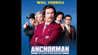 Anchorman The Legend Of Ron Burgundy Soundtrack 12. She's Gone - Hall & Oates