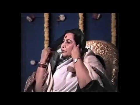 1990-1205 Music At Public Program, Pune, India (Hindi)