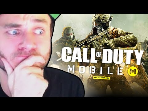 Call of Duty Mobile...