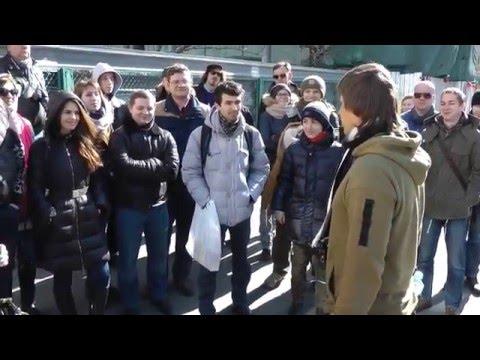 Экскурсия по Остоженке в Москве: Тургенев, Му-Му и Полина Виардо