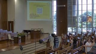 Culto da Manhã e EBD - Rev. Fábio Ribas - 16/02/2020