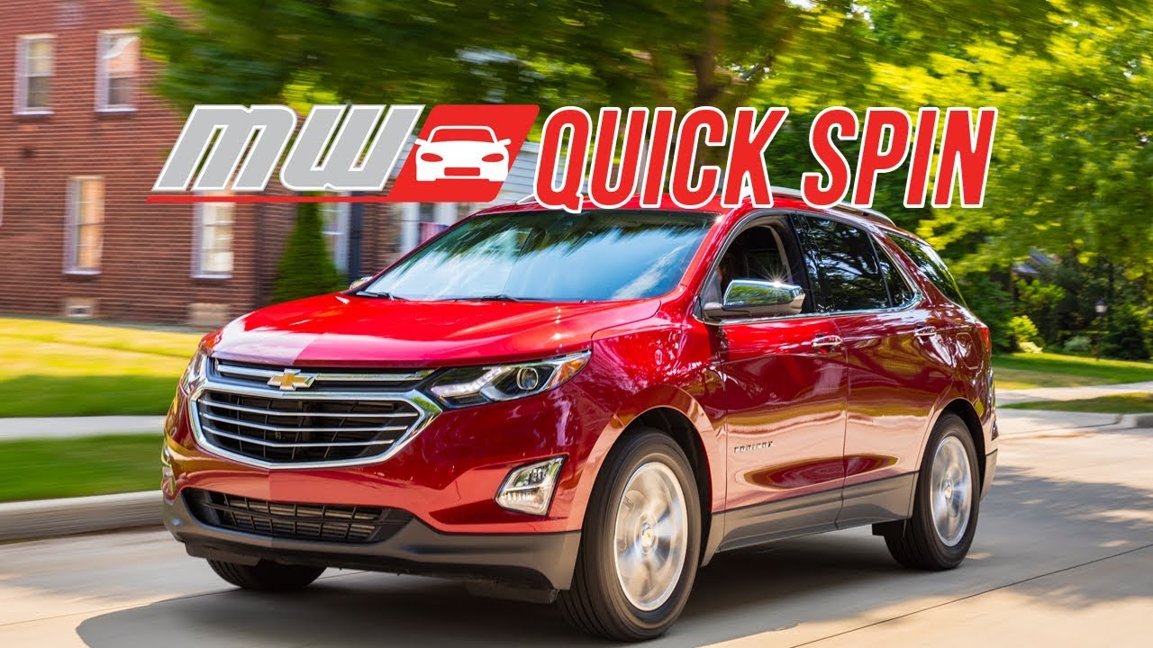 2018 chevrolet equinox diesel quick spin youtube. Black Bedroom Furniture Sets. Home Design Ideas