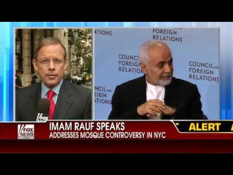 Imam Rauf Addresses 'Ground Zero Mosque' Controversy