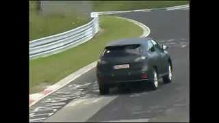 Erlkönig Lexus RX
