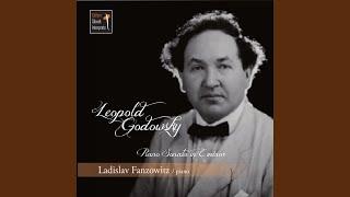 Leopold Godowsky: Piano Sonata: Allegretto grazioso e dolce