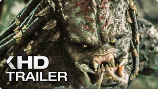THE PREDATOR Trailer 3 (2018)