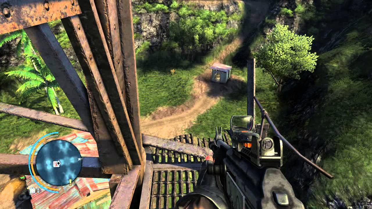 Прохождение игры far cry 4 с карном