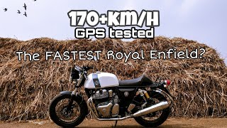 The Real Test | 0-100 | Top speed run | Raw Video