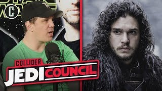 Will Jon Snow Be in the Benioff & Weiss Trilogy?