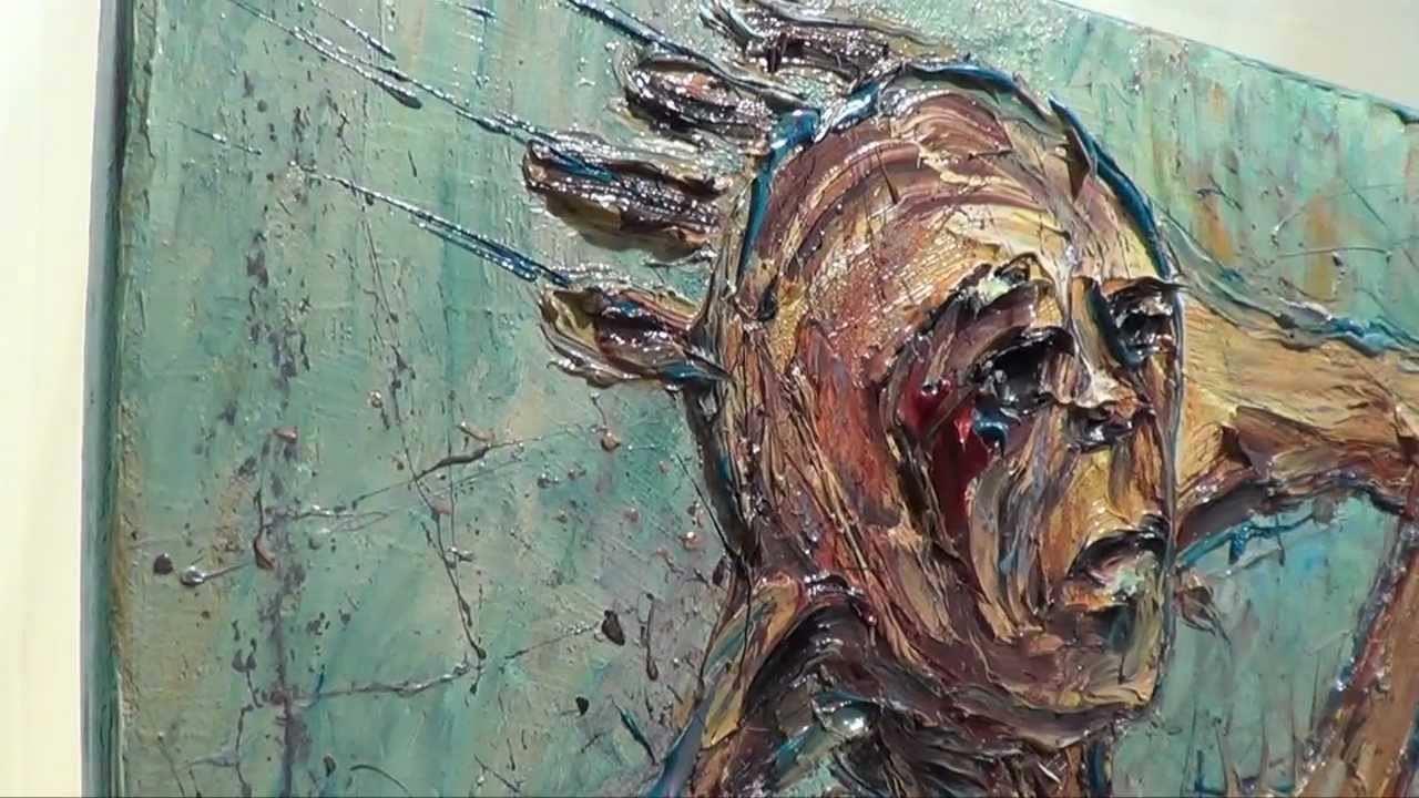 Provocative Paintings from Russia |Modern Portrait Artists