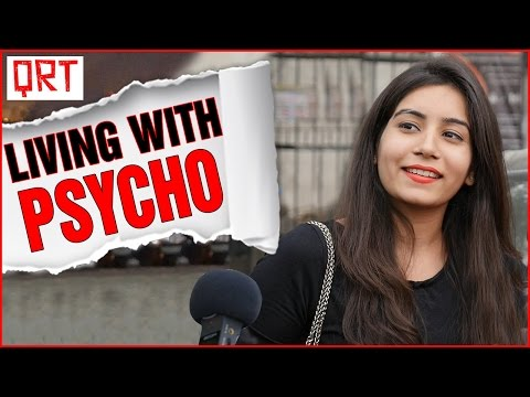 Thumbnail: Why do GIRLS get FAT After Marriage (Adult Comedy) | Delhi Girls on Psycho Love | QRT Comedy Videos