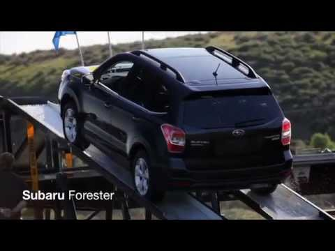 Subaru AWD Versus The Competition