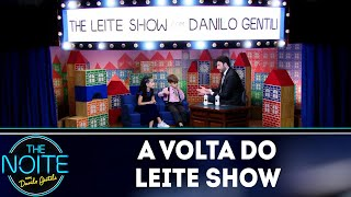 Baixar A volta do Leite Show  | The Noite (10/04/19)
