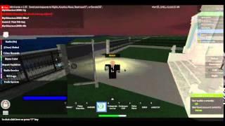 ROBLOX: FIA Agent xXICanHasPiesXx Robbing a Bank