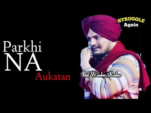Outlaw || Sidhu Moosewala || New Punjabi Song || Whatsapp Status Video || Latest Songs 2018