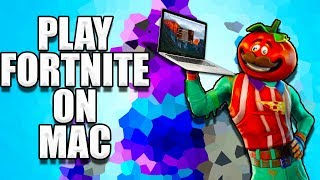 HOW TO PLAY FORTNITE ON MAC WITHOUT LAG