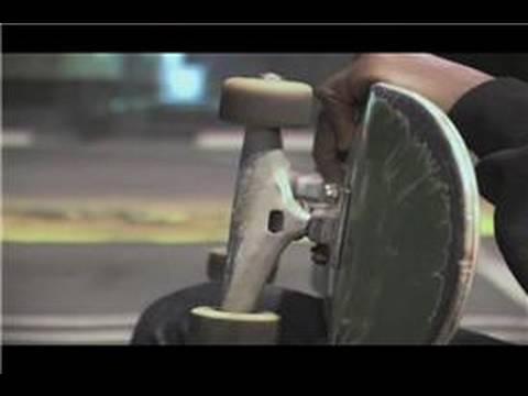 Skateboarding & Equipment : How Does a Skateboard Work?